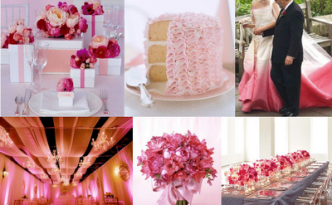 Pink-Wedding-Inspiration-Board