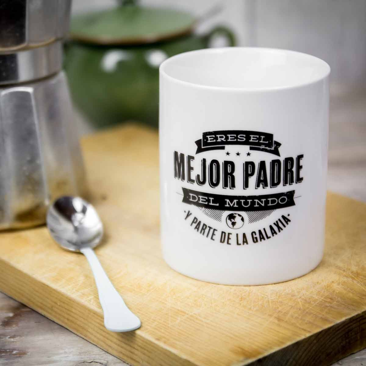 Para pap con tacones y corbata for Decoracion tazas mr wonderful