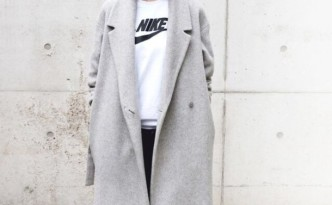 iy3ac7-l-610x610-wool+blend-grey-trench-tweed+jacket-jacket-winter+coat-fall+coat-wool-nike-boyfriend+coat-coat-white+sweater-jumper-minimalistic-streetwear-sweater-pockets