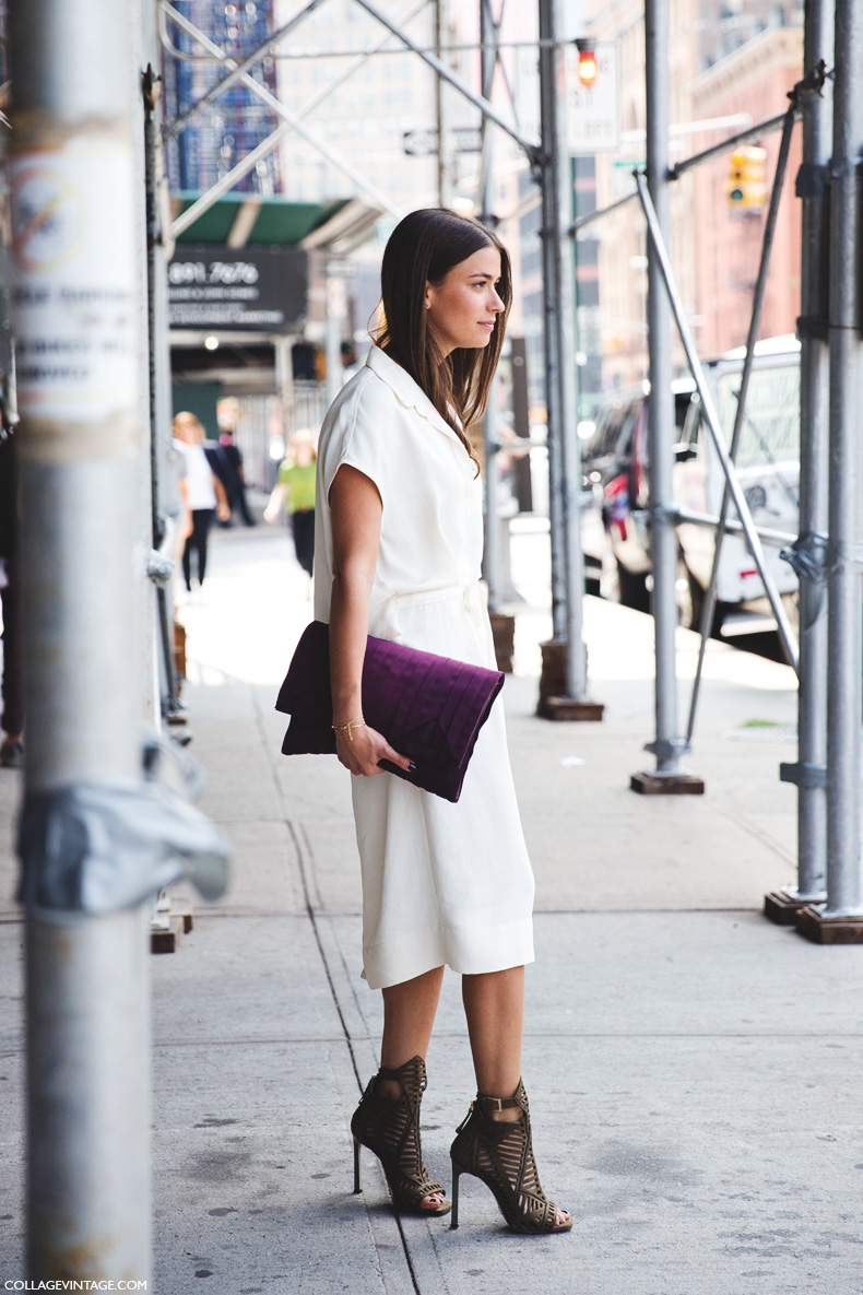 New_York_Fashion_Week_Spring_Summer_15-NYFW-Street_Style-Amanda_Weiner-Purple_Bag-Total_White-2