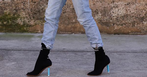 Sock-Ankle-Boots-street-style