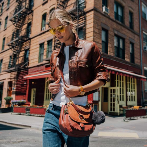 michael-kors-fall-street-style-brown-leather-jacket-isadore-bag-600x600