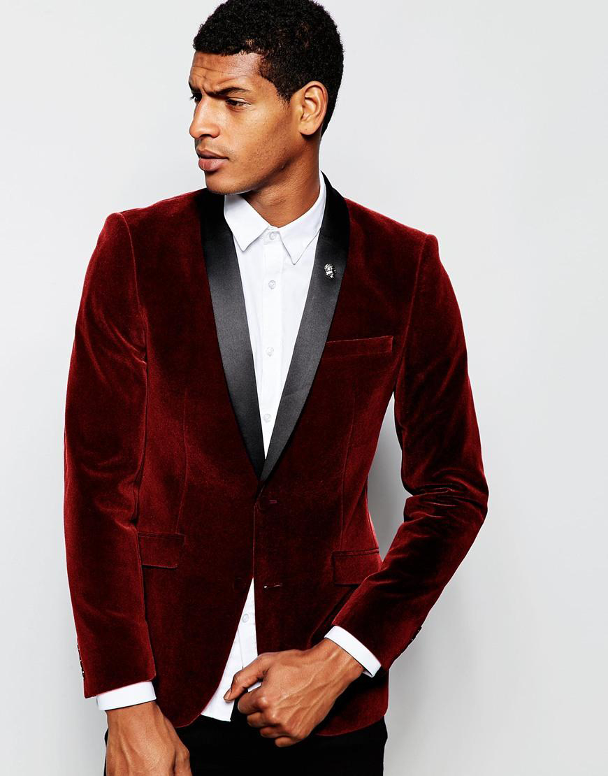 2017-Burgundy-Velvet-Slim-Fit-Mens-Suits-Custom-Made-Shawl-Lapel-Groom-Tuxedos-Wedding-Prom-Suits