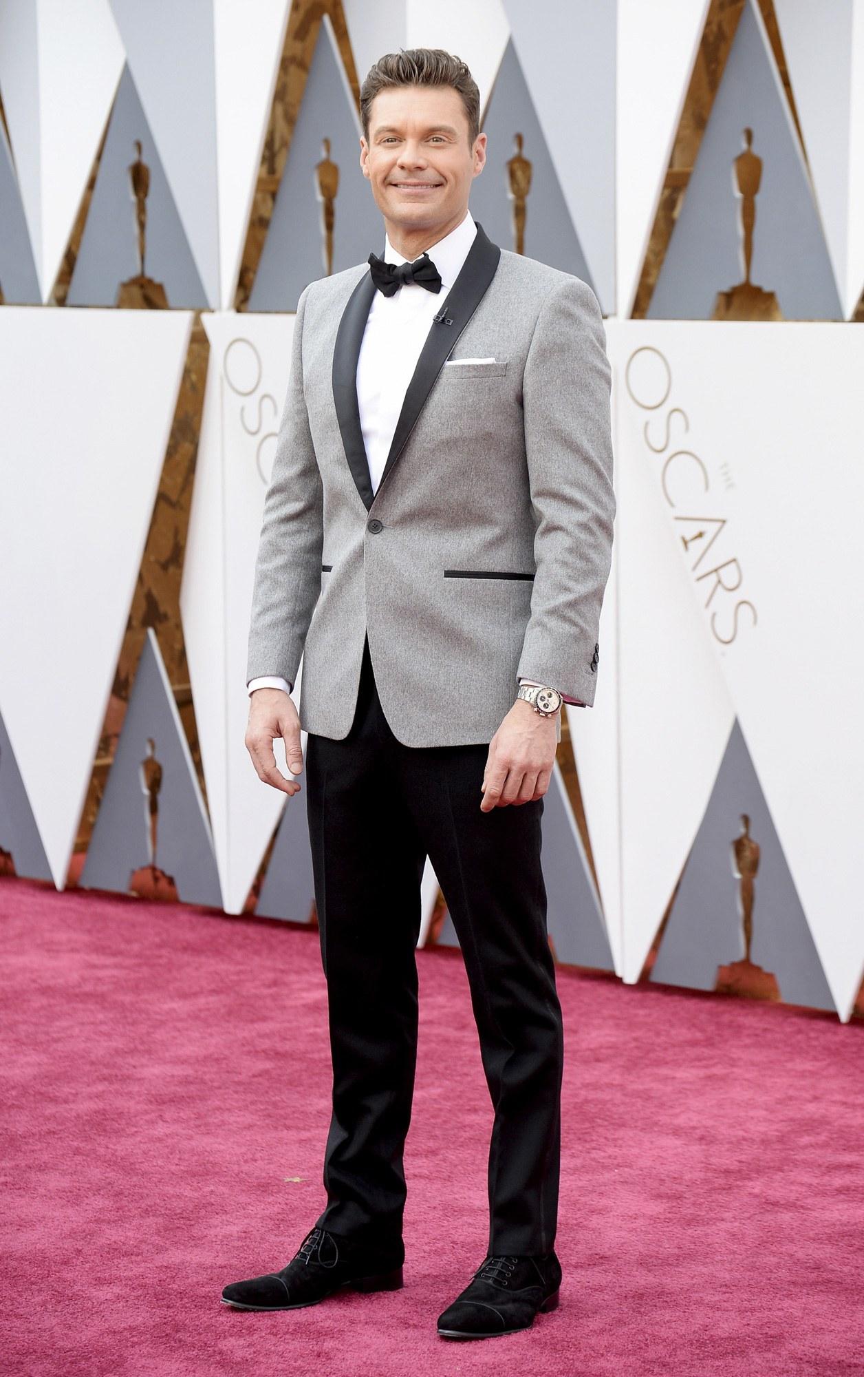 oscars-best-dressed-men-gq-Ryan-Seacrest