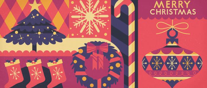 Decorations-Bauble-Tree-Snowflake-Stockings-Wreath-Cane-Concertina-Card-Christmas-Illustration-Owen-Davey_900