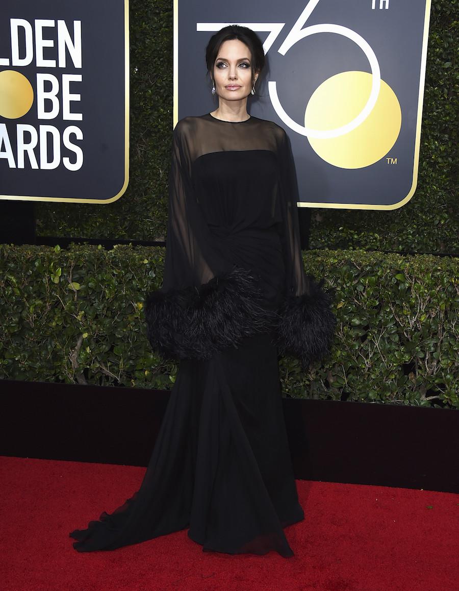 Angelina Jolie - Versace Atelier