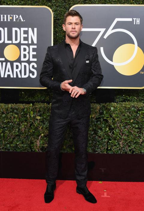 Chris Hemsworth - Etro