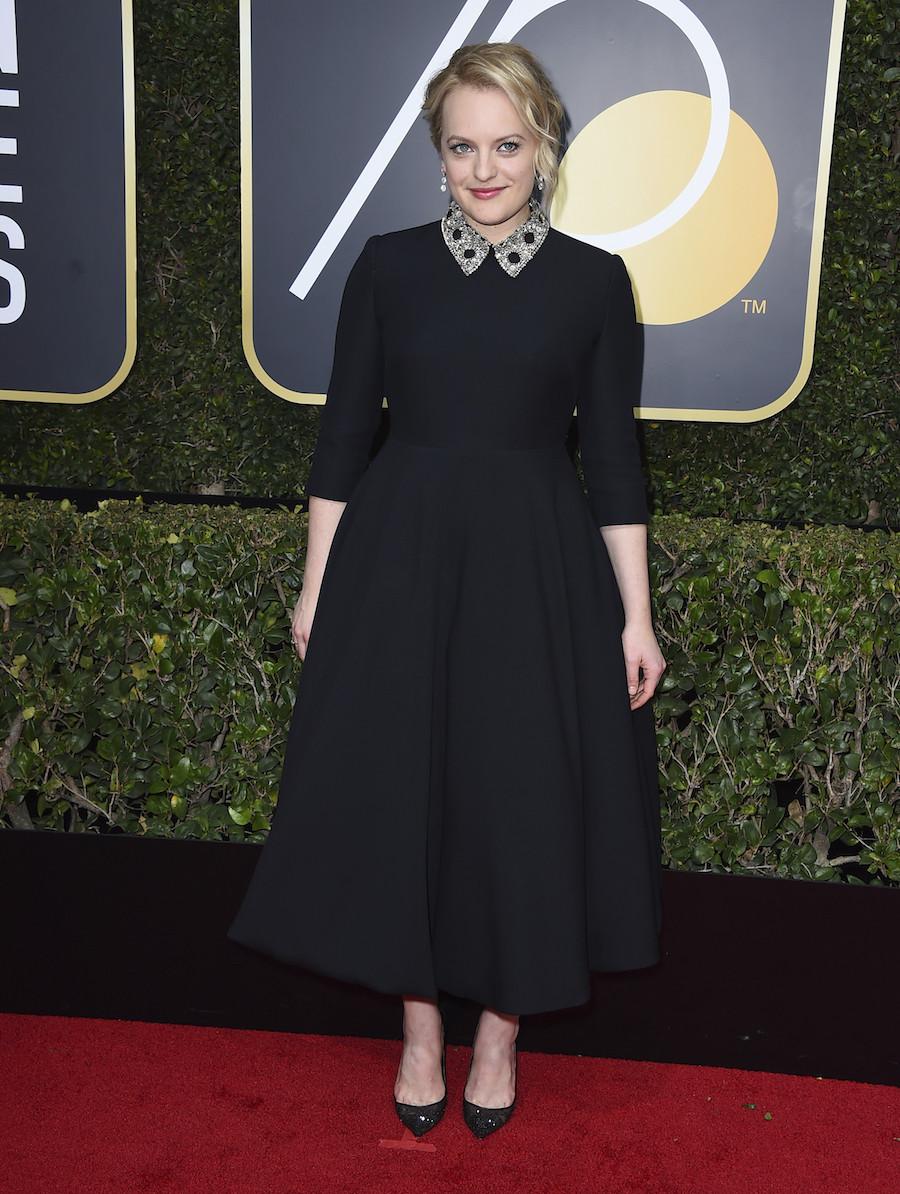 Elisabeth Moss - Christian Dior Haute Couture