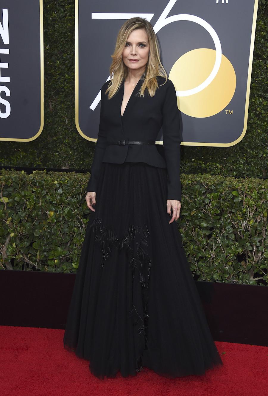 Michelle Pfeiffer - Christian Dior Haute Couture