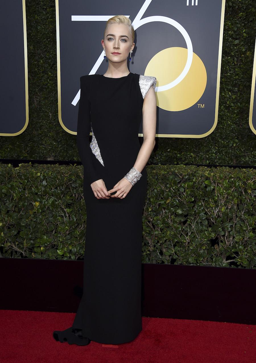 Saoirse Ronan - Atelier Versace