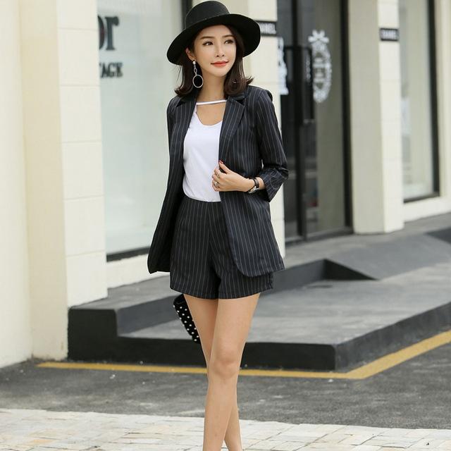 Para-mujer-Elegante-Oficina-de-Negocios-Trajes-de-Los-Pantalones-Cortos-de-Moda-Conjunto-Chaqueta-Formal.jpg_640x640
