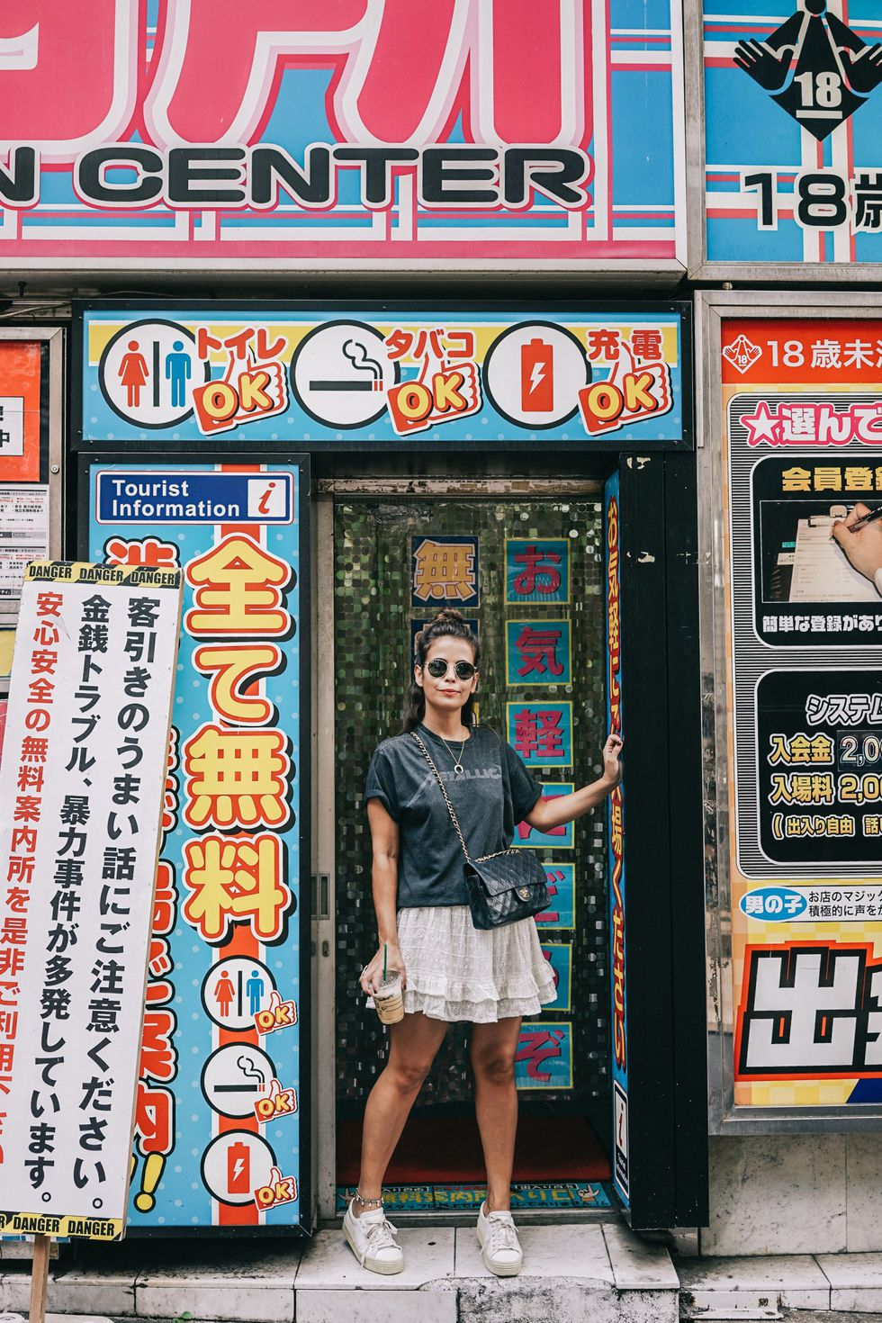 tokyo_travel_guide-outfit-collage_vintage-street_style-top_mettalica-brandy_melville-white_skirt-chanel_vintage-sneakers-5-1600x2400