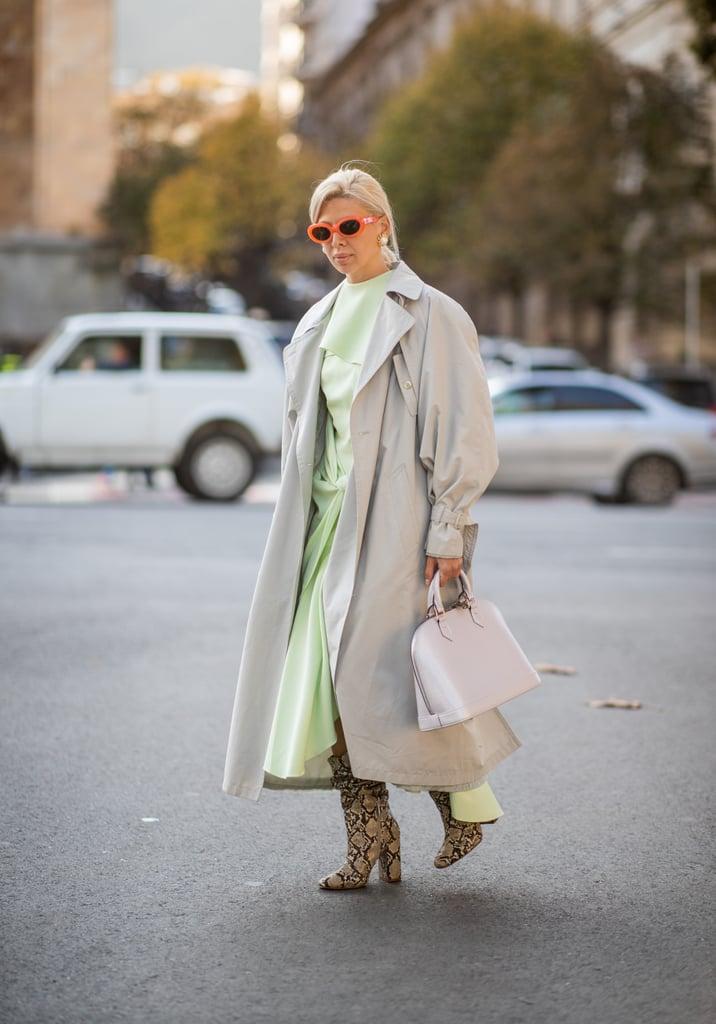 Pair-Sorbet-Hued-Dress-Knee-High-Animal-Print-Boots